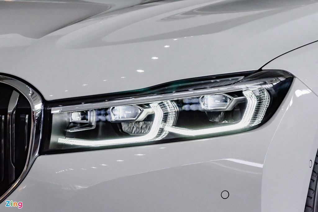 BMW 740Li 2020 gia 5,6 ty dong o Viet Nam, doi thu Mercedes S-Class hinh anh 7