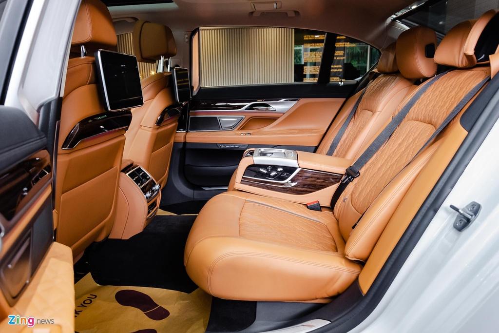 BMW 740Li 2020 gia 5,6 ty dong o Viet Nam, doi thu Mercedes S-Class hinh anh 22