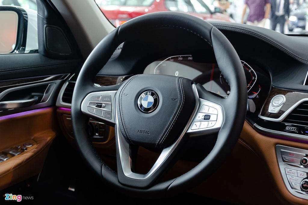 BMW 740Li 2020 gia 5,6 ty dong o Viet Nam, doi thu Mercedes S-Class hinh anh 15