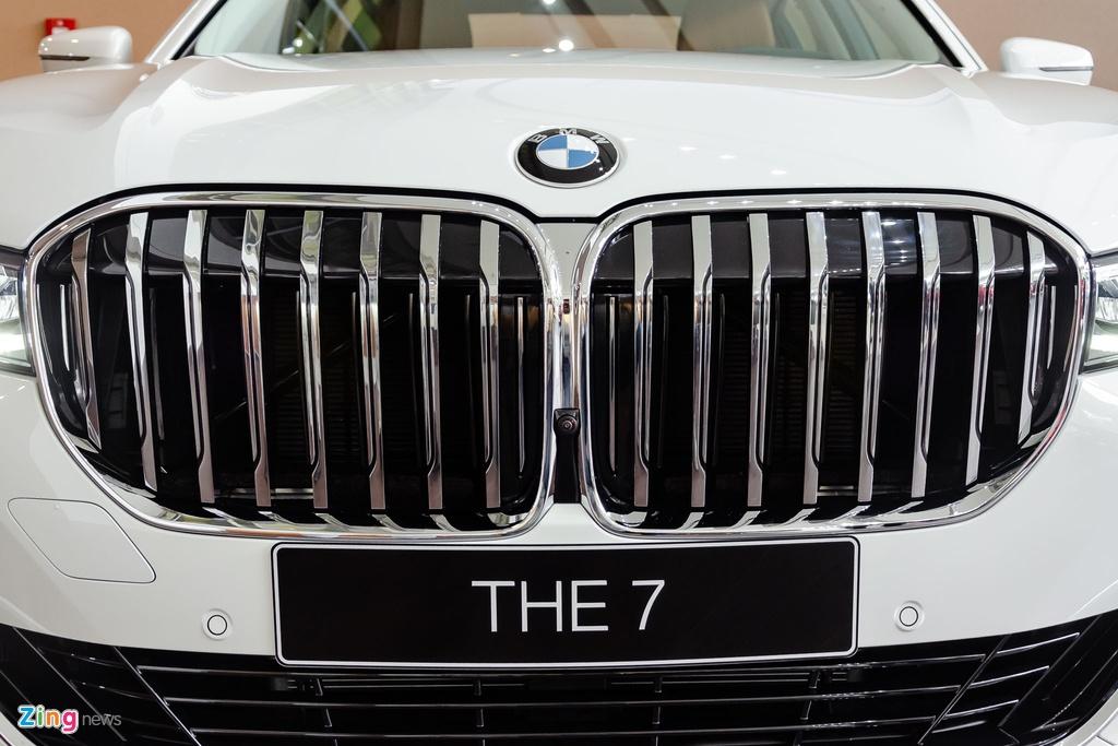 BMW 740Li 2020 gia 5,6 ty dong o Viet Nam, doi thu Mercedes S-Class hinh anh 6