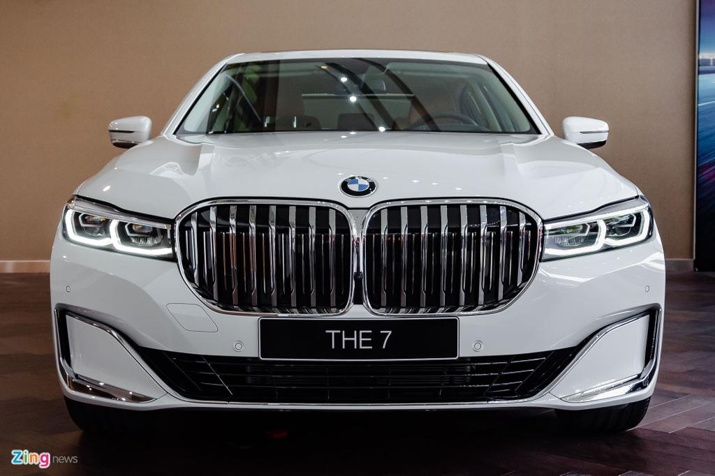 BMW 740Li 2020 gia 5,6 ty dong o Viet Nam, doi thu Mercedes S-Class hinh anh 4