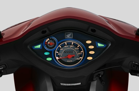 Honda Wave Alpha 2020 khac biet gi so voi phien ban cu? hinh anh 4