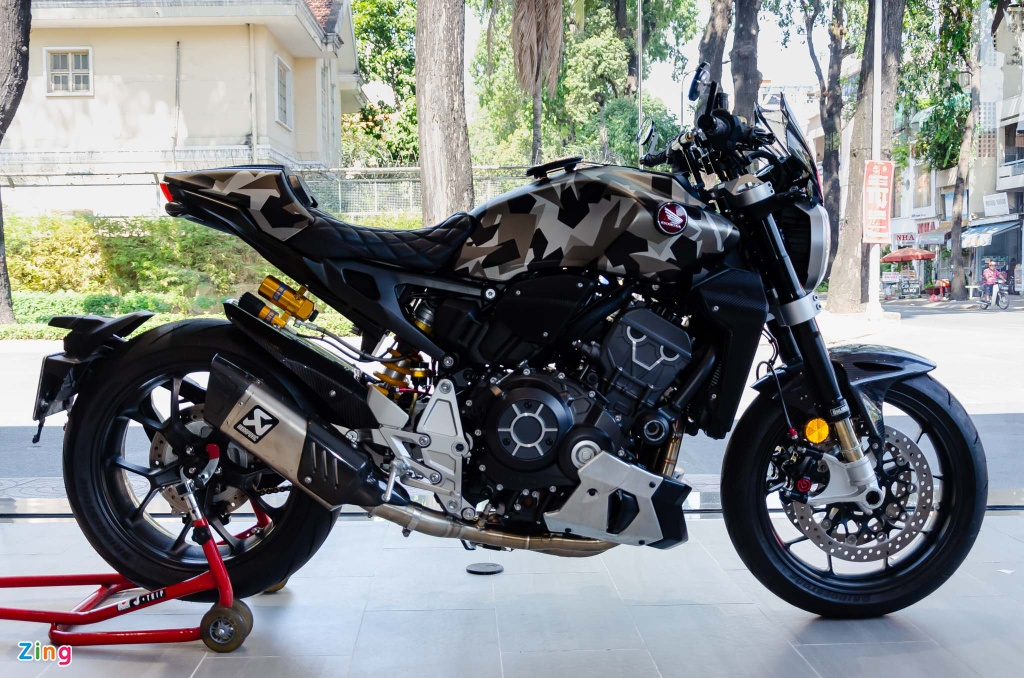 Loat moto doc quy tu tai TP.HCM tranh ngoi vuong xe do hinh anh 3 Honda_CB1000R_Camo_Zing_3_.jpg