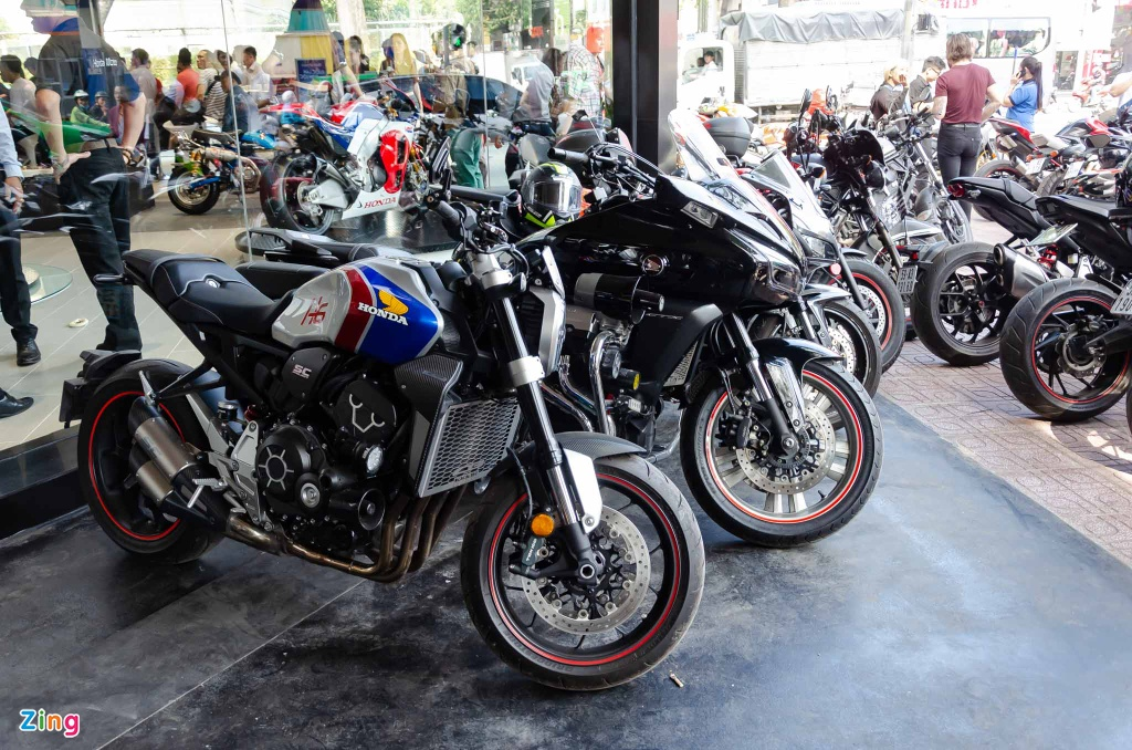Loat moto doc quy tu tai TP.HCM tranh ngoi vuong xe do hinh anh 17 Honda_Moto_Zing_3_.jpg