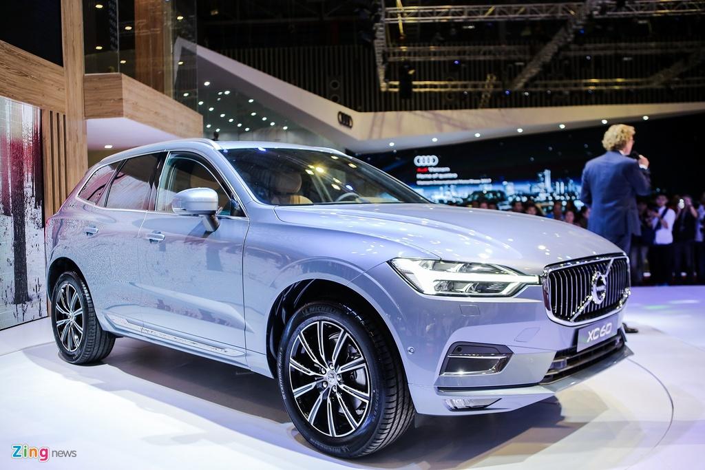 Nhung mau oto duoc trieu hoi dau nam 2020 tai VN hinh anh 3 Volvo_XC60_zing_1.jpg