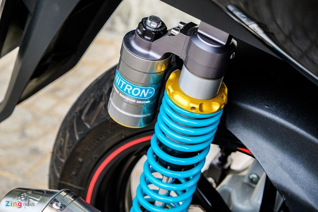 Nhung mon do xe may duoc biker Viet Nam ua thich hinh anh 6 Nitron_zing.jpg
