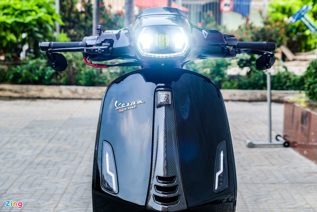 Nhung mon do xe may duoc biker Viet Nam ua thich hinh anh 12 Vespa_Sprint_1_zing.jpg