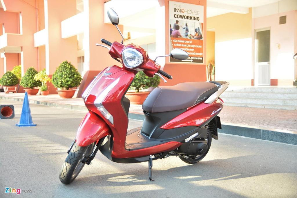 Mua xe tay ga nu voi 40 trieu - chon Yamaha Latte hay Honda Scoopy? hinh anh 3 1_YamahaLatte_zing.jpg