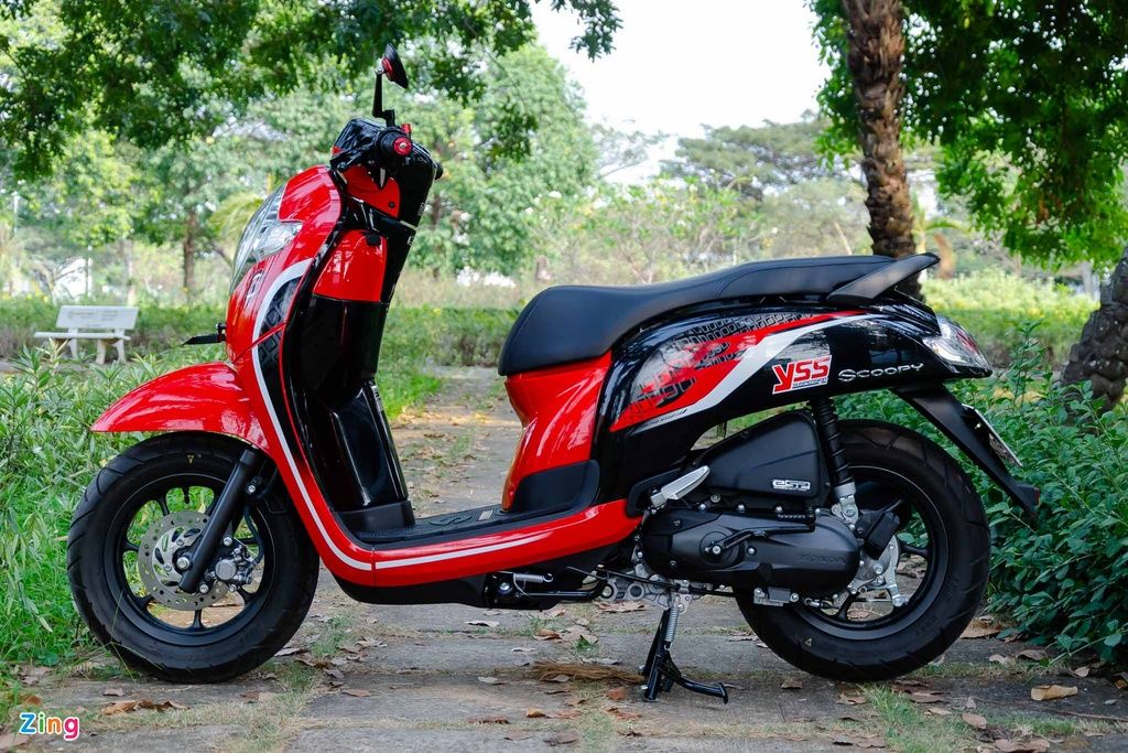 Mua xe tay ga nu voi 40 trieu - chon Yamaha Latte hay Honda Scoopy? hinh anh 15 Honda_Scoopy_Zing_16_.jpg
