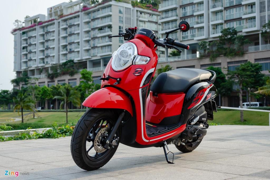 Mua xe tay ga nu voi 40 trieu - chon Yamaha Latte hay Honda Scoopy? hinh anh 4 Honda_Scoopy_Zing_36_.jpg