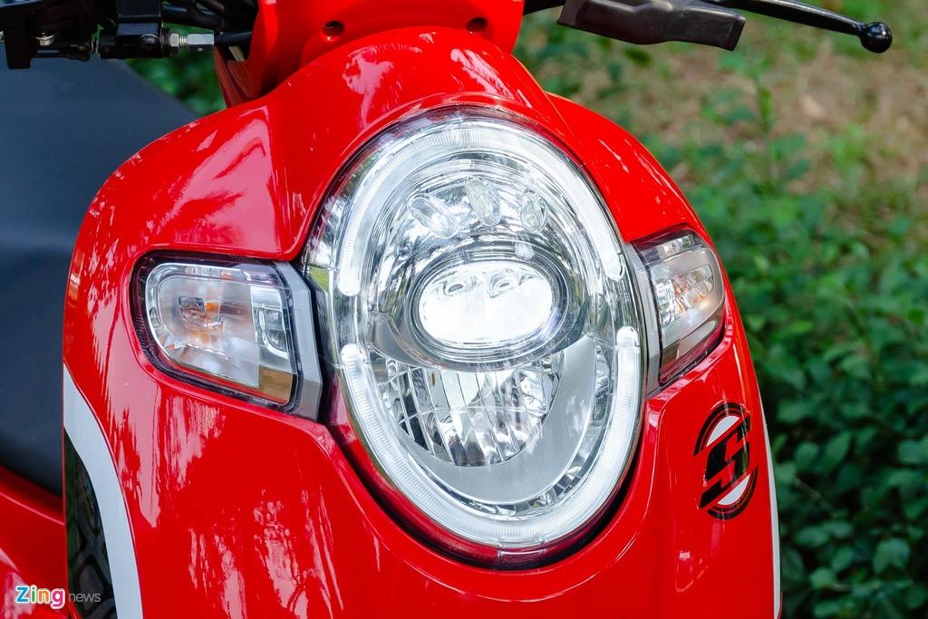Mua xe tay ga nu voi 40 trieu - chon Yamaha Latte hay Honda Scoopy? hinh anh 12 Honda_Scoopy_Zing_9_.jpg