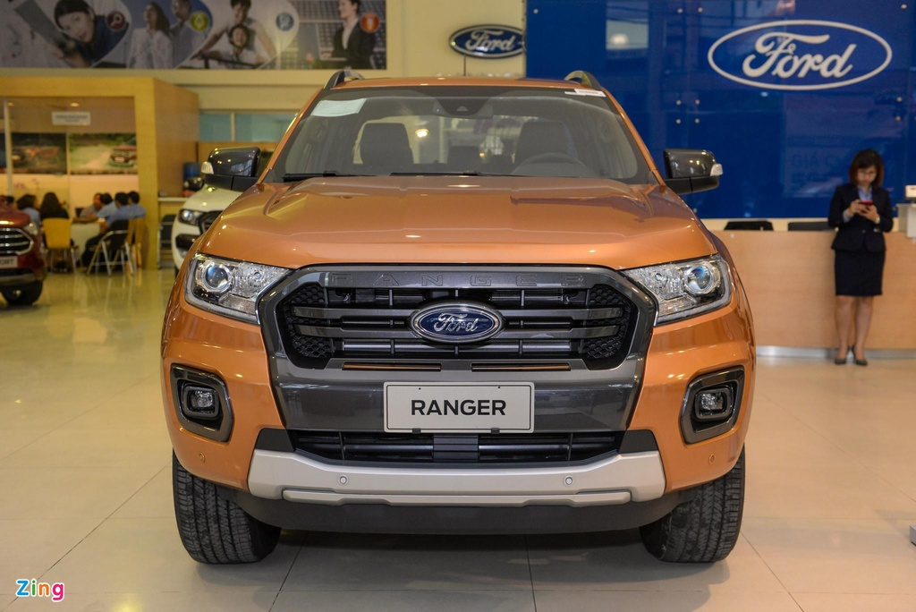 Nhung mau oto duoc trieu hoi dau nam 2020 tai VN hinh anh 8 Ford_Ranger_2019_zing_17_2.jpg