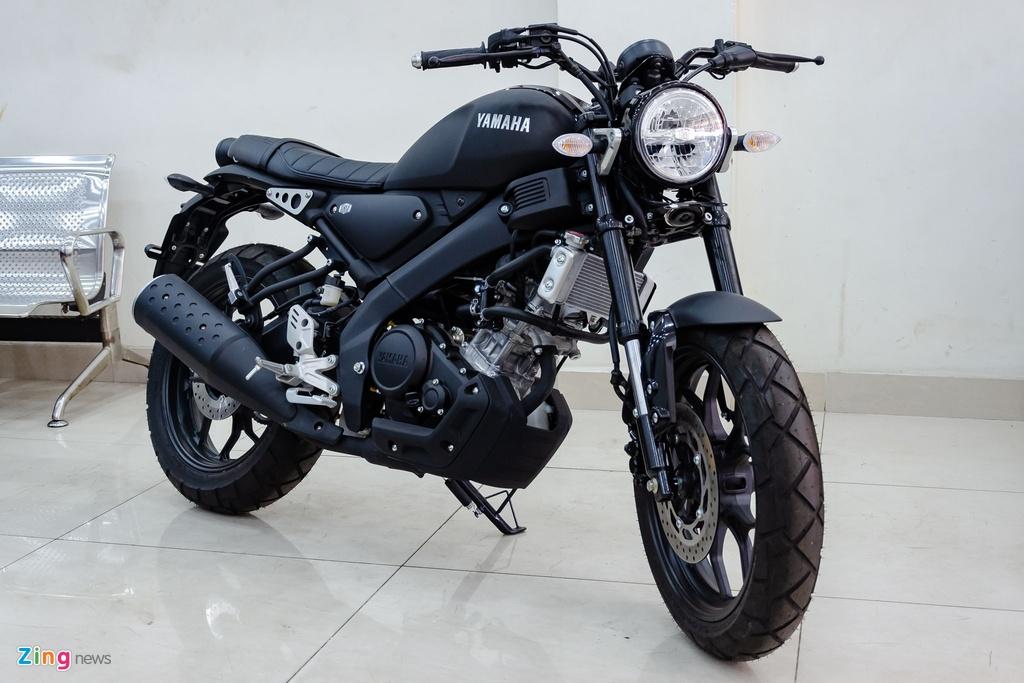 Can canh Yamaha XSR 155 tai VN - nhap tu nhan, gia hon 80 trieu hinh anh 2 Yamaha_XSR_155_Zing_14_.jpg