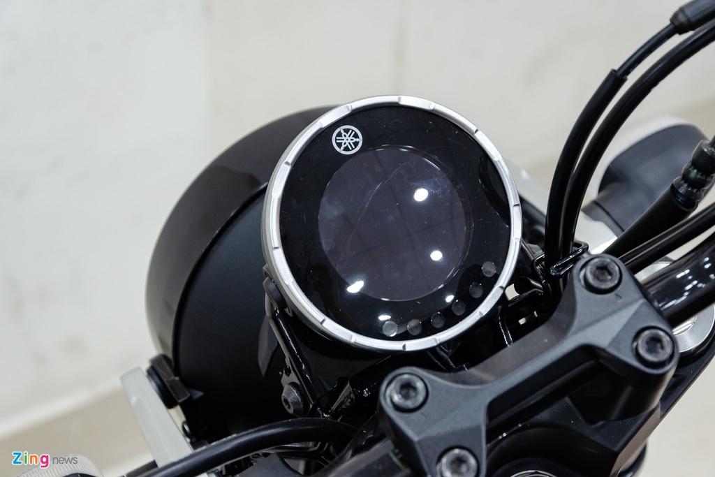 Can canh Yamaha XSR 155 tai VN - nhap tu nhan, gia hon 80 trieu hinh anh 10 Yamaha_XSR_155_Zing_20_.jpg
