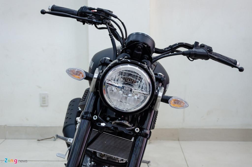 Can canh Yamaha XSR 155 tai VN - nhap tu nhan, gia hon 80 trieu hinh anh 5 Yamaha_XSR_155_Zing_2_.jpg