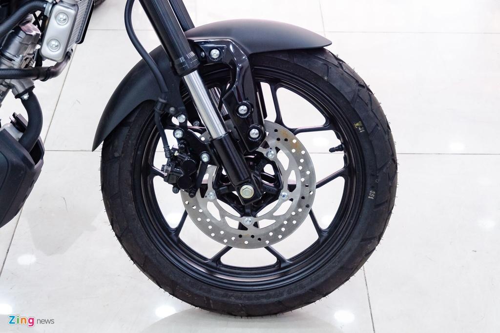 Can canh Yamaha XSR 155 tai VN - nhap tu nhan, gia hon 80 trieu hinh anh 11 Yamaha_XSR_155_Zing_4_.jpg