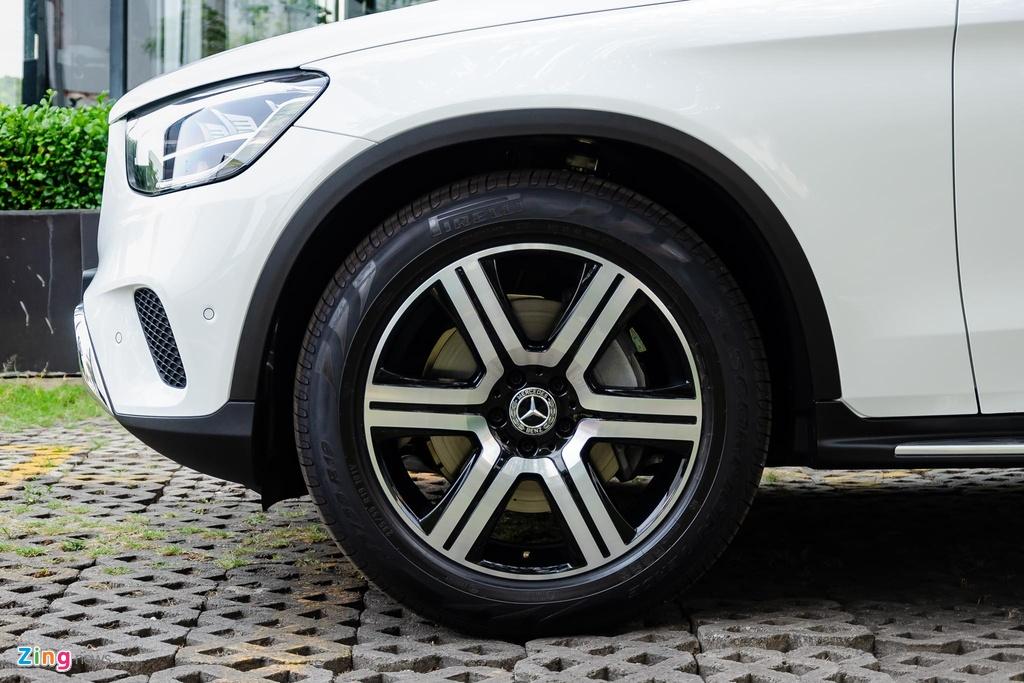 Chi tiet Mercedes-Benz GLC 200 4MATIC 2020 gia 2,04 ty lap rap tai VN hinh anh 11 Mercedes_GLC_2020_Zing_10_.jpg