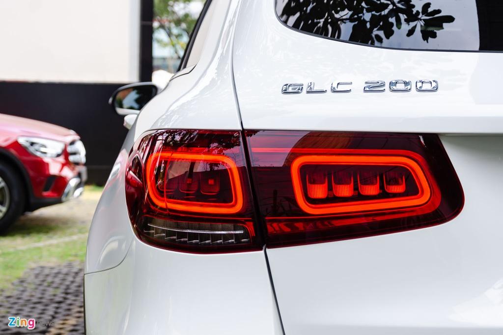 Chi tiet Mercedes-Benz GLC 200 4MATIC 2020 gia 2,04 ty lap rap tai VN hinh anh 13 Mercedes_GLC_2020_Zing_18_.jpg