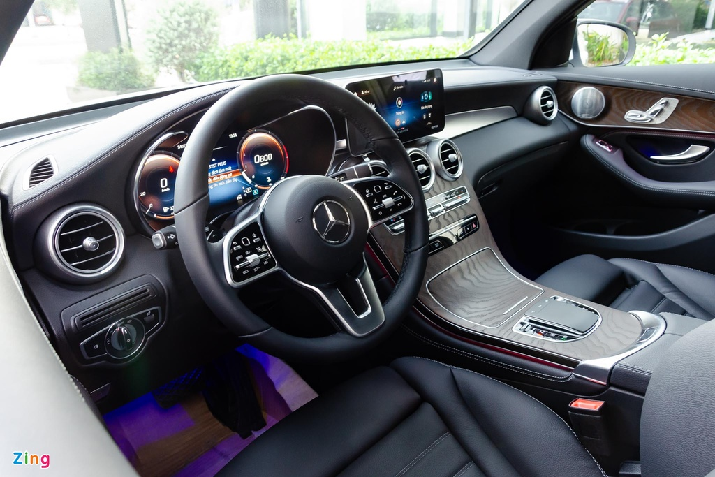 Chi tiet Mercedes-Benz GLC 200 4MATIC 2020 gia 2,04 ty lap rap tai VN hinh anh 21 Mercedes_GLC_2020_Zing_24_1_.jpg