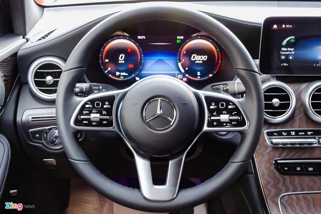 Chi tiet Mercedes-Benz GLC 200 4MATIC 2020 gia 2,04 ty lap rap tai VN hinh anh 20 Mercedes_GLC_2020_Zing_28_.jpg