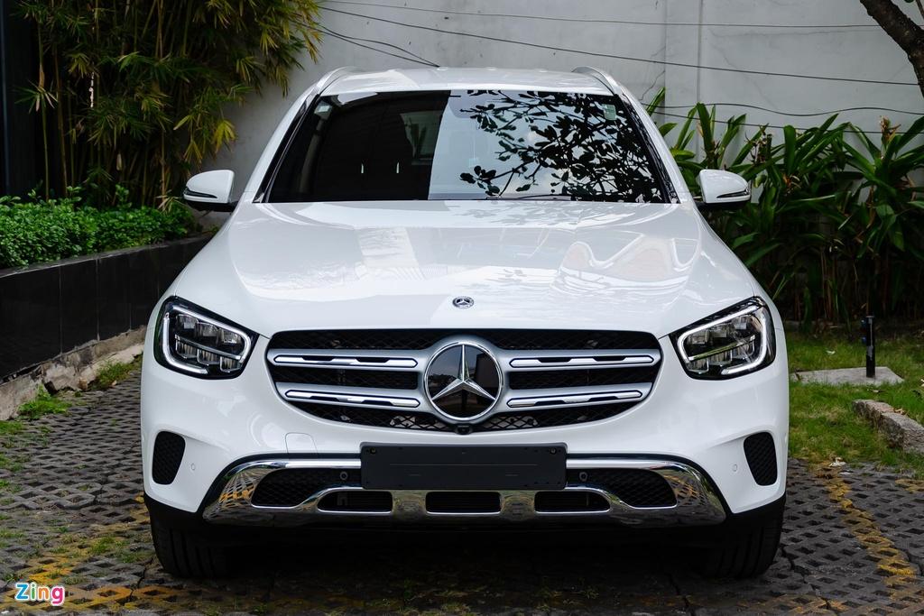 Chi tiet Mercedes-Benz GLC 200 4MATIC 2020 gia 2,04 ty lap rap tai VN hinh anh 4 Mercedes_GLC_2020_Zing_4_.jpg