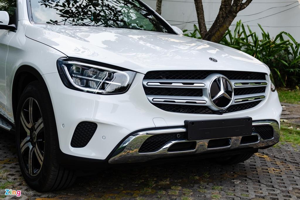 Chi tiet Mercedes-Benz GLC 200 4MATIC 2020 gia 2,04 ty lap rap tai VN hinh anh 7 Mercedes_GLC_2020_Zing_5_.jpg
