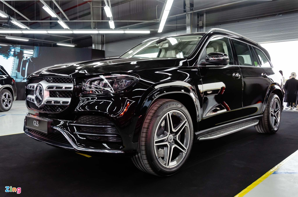 Chi tiet Mercedes GLS 450 4MATIC 2020 nhap My, gia 4,9 ty o VN hinh anh 1 Mercedes_GLS_450_4MATIC_2020_Zing_5_.jpg