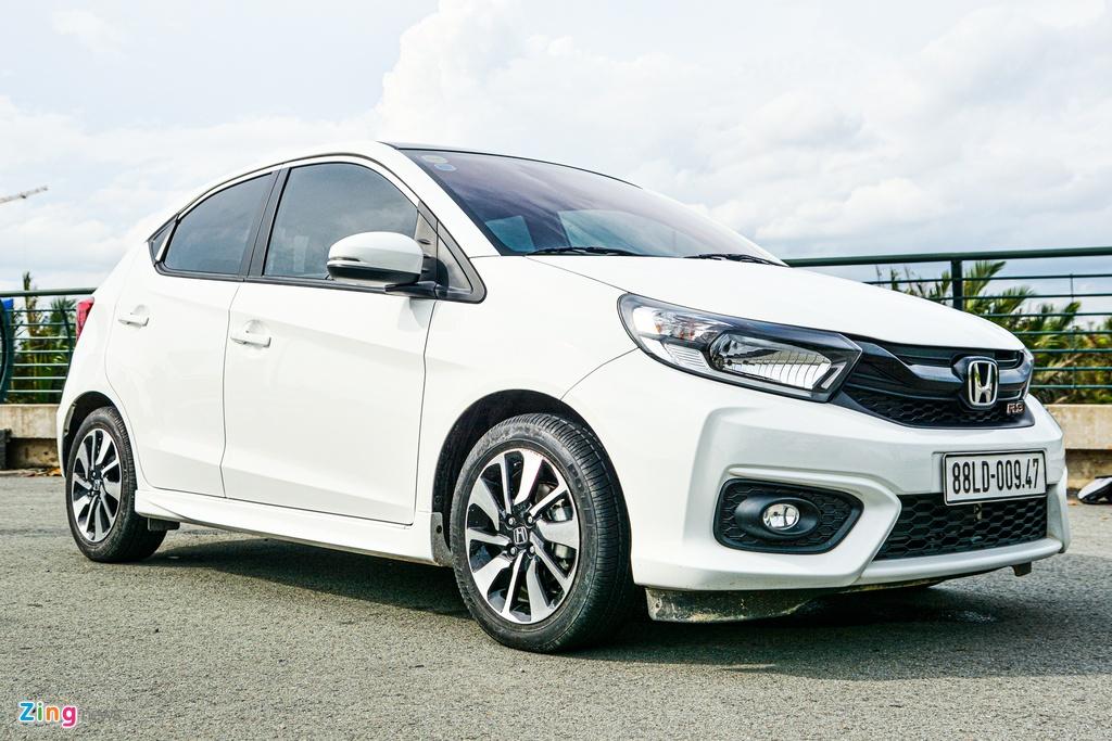 Xe Hyundai van ban chay nhat nhom duoi 500 trieu dong hinh anh 4 Brio_zing_2_1.jpg