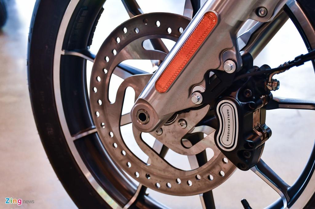 moto Harley-Davidson anh 16