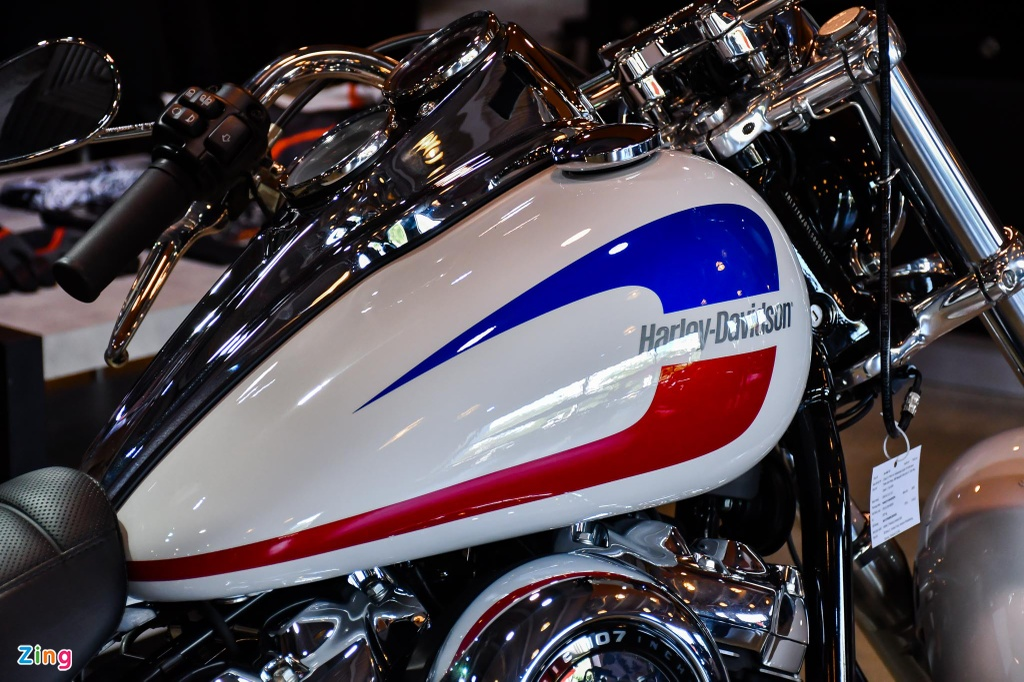 moto Harley-Davidson anh 7