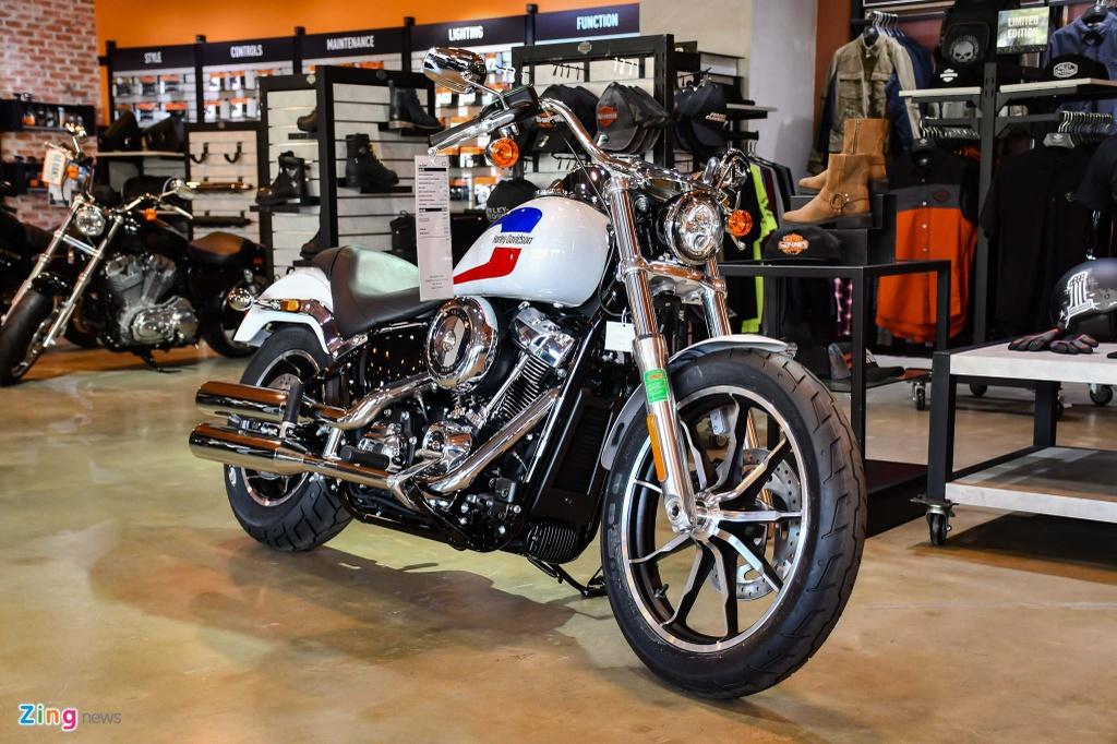 moto Harley-Davidson anh 1