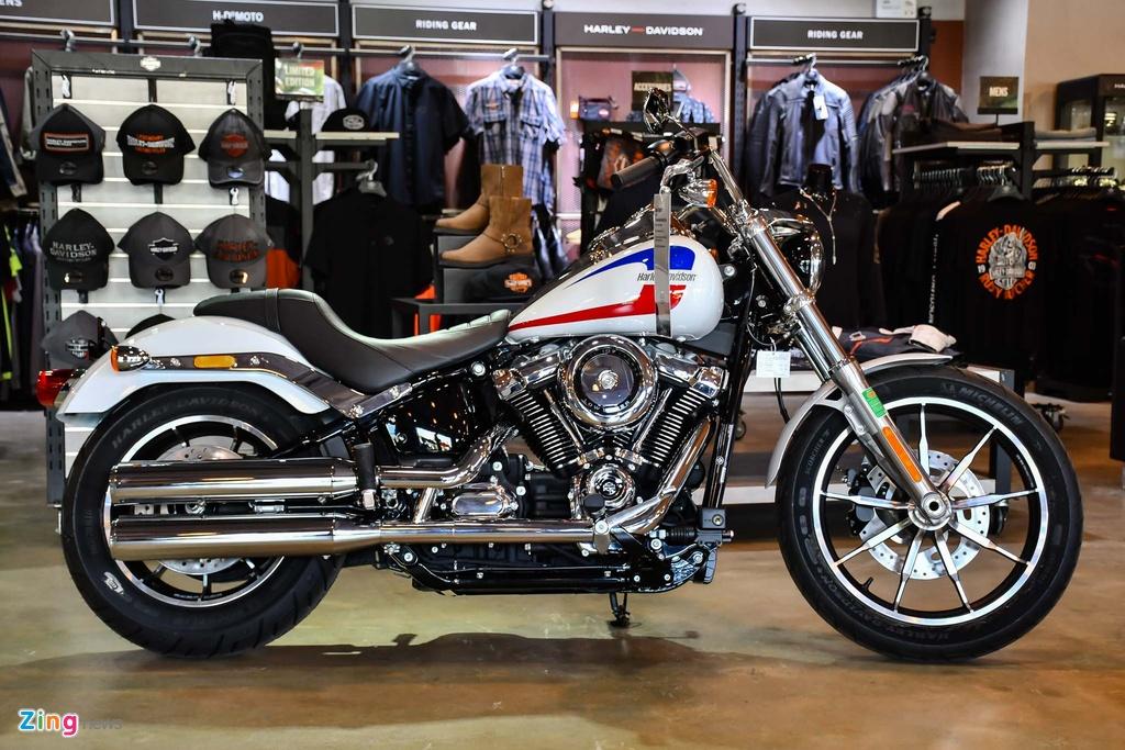 moto Harley-Davidson anh 4