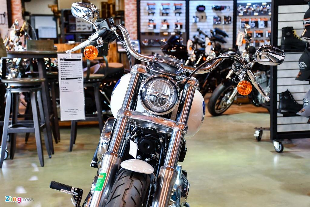 moto Harley-Davidson anh 5
