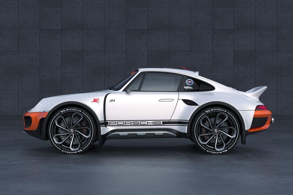 xe the thao Porsche 911 anh 7