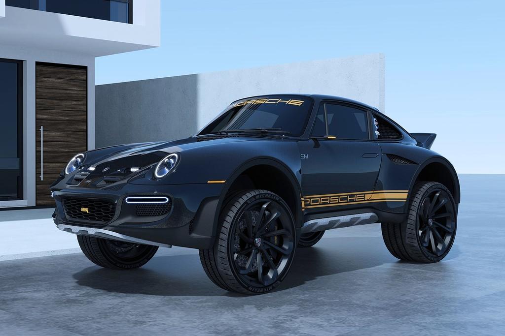 xe the thao Porsche 911 anh 9