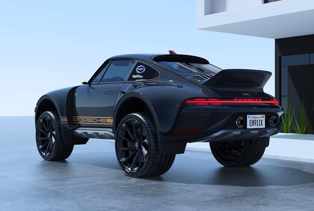 xe the thao Porsche 911 anh 10