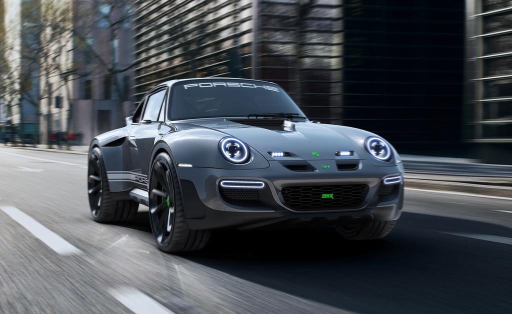 xe the thao Porsche 911 anh 5
