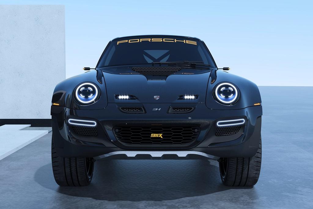 xe the thao Porsche 911 anh 12