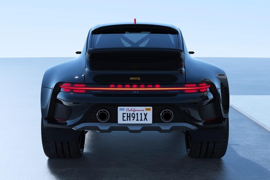 xe the thao Porsche 911 anh 13