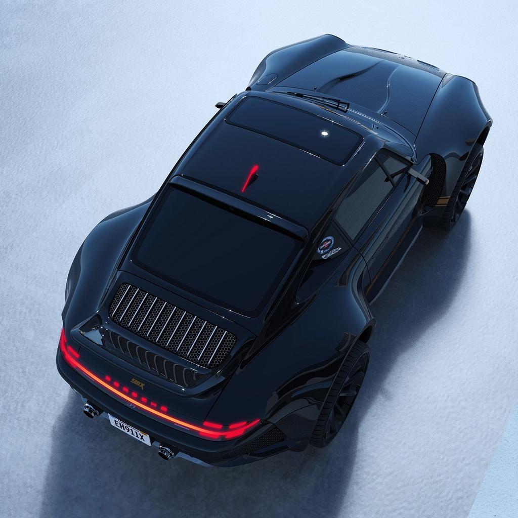 xe the thao Porsche 911 anh 11