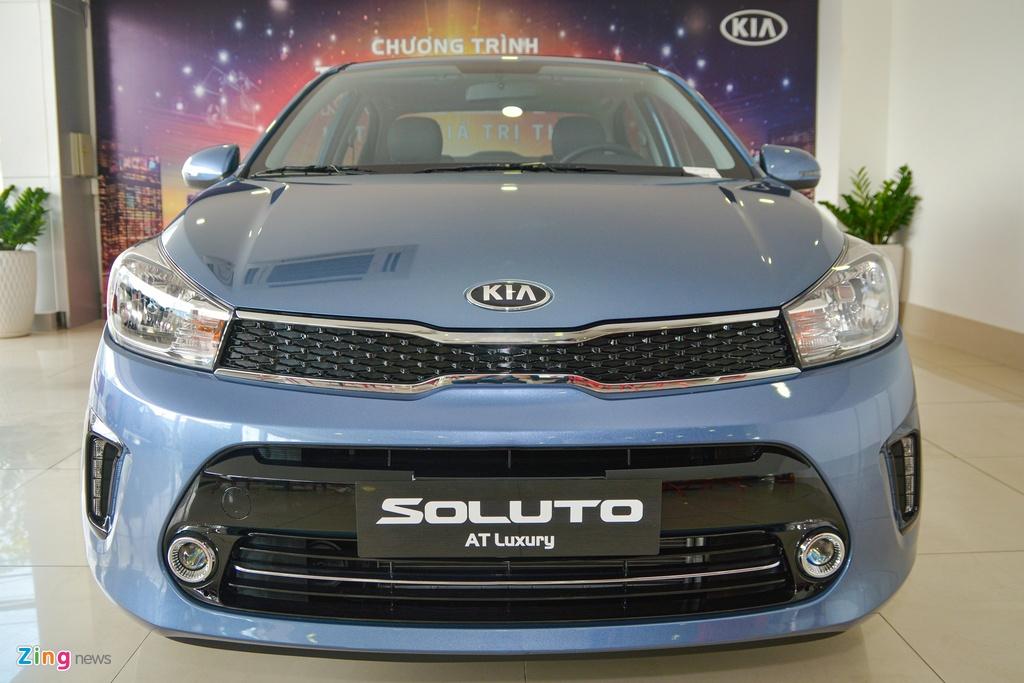 Voi 500 trieu dong chon Kia Soluto hay Hyundai Accent hinh anh 12 20_SolutoATLuxury_zing.jpg
