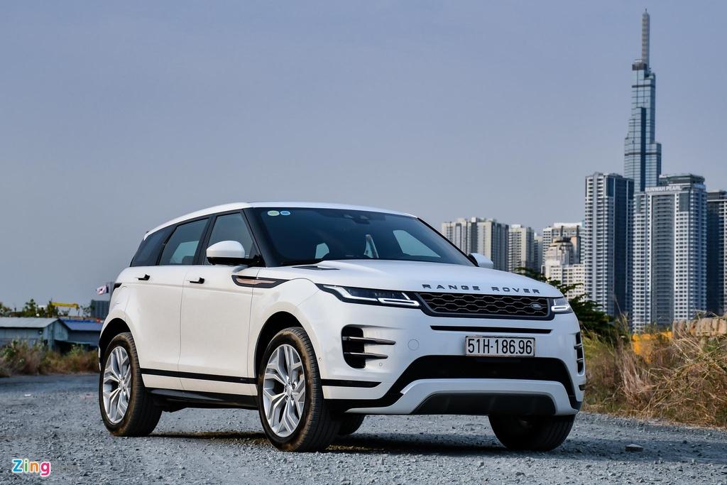 Range Rover Evoque 2020 anh 2