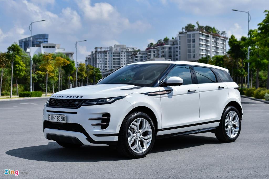Range Rover Evoque 2020 anh 1