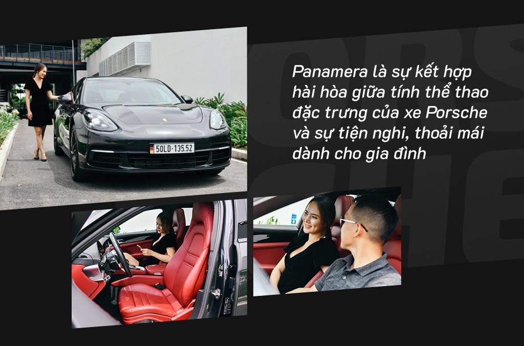 Porsche Panamera Sport Turismo anh 1