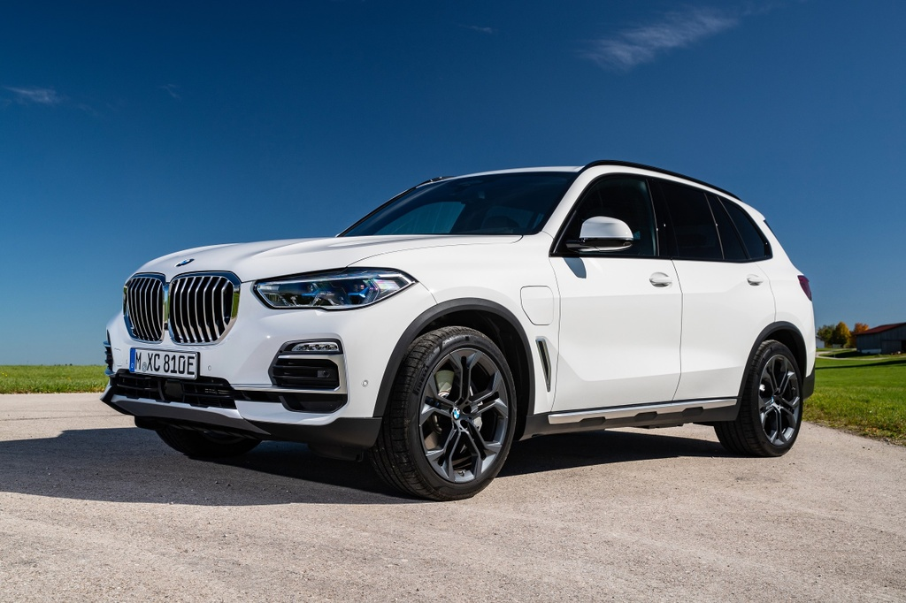 BMW X5 2021 anh 1
