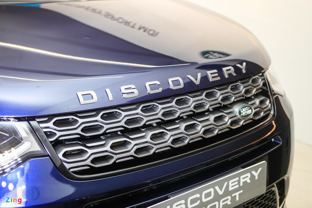Land Rover Discovery Sport 2020 anh 5