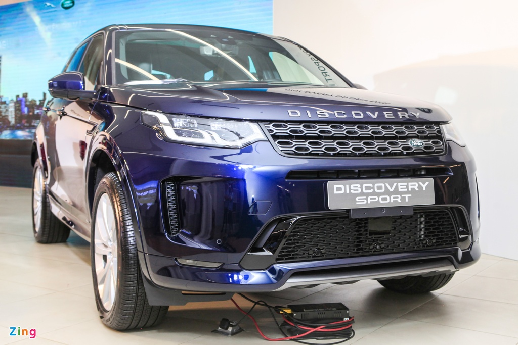 Land Rover Discovery Sport 2020 anh 1