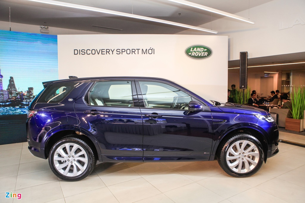 Land Rover Discovery Sport 2020 anh 9