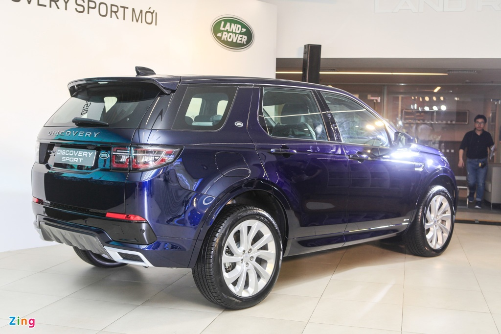 Land Rover Discovery Sport 2020 anh 2