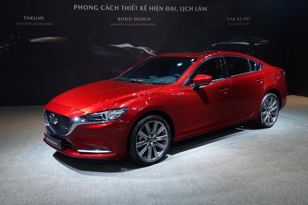 gia xe Mazda6 2020 anh 1